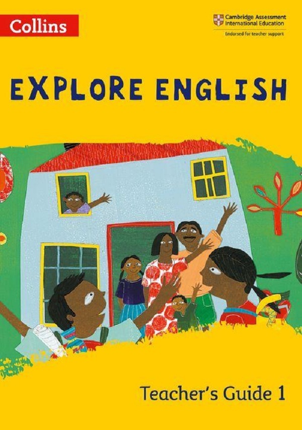 Collins Explore English Stage 1 Teacher's Guide Grade UKG