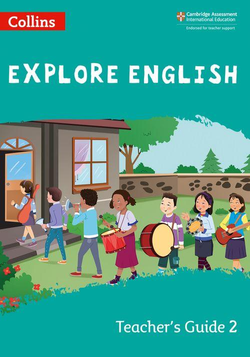 Collins Explore English Stage 2 Teacher's Guide Grade 1