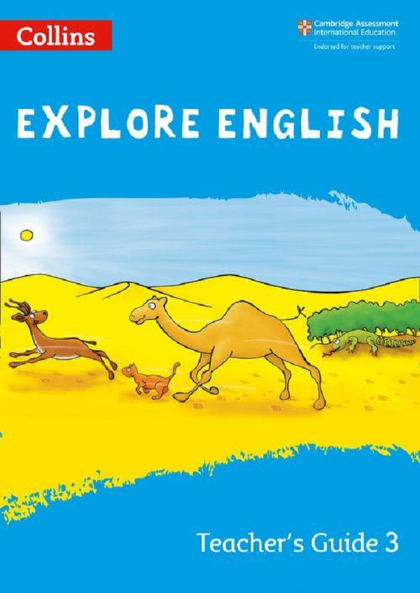 Collins Explore English Stage 3 Teacher's Guide Grade 2