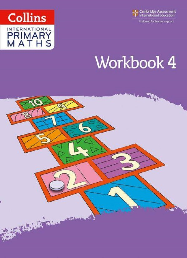 Collins International Primary Maths Stage 4 Work book Grade 3