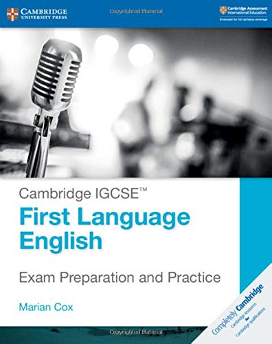 English First Language IGCSE Exam Preparation and Practice for Cambridge International Examination