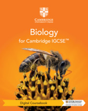 Biology IGCSE Digital Coursebook for Cambridge International Examination