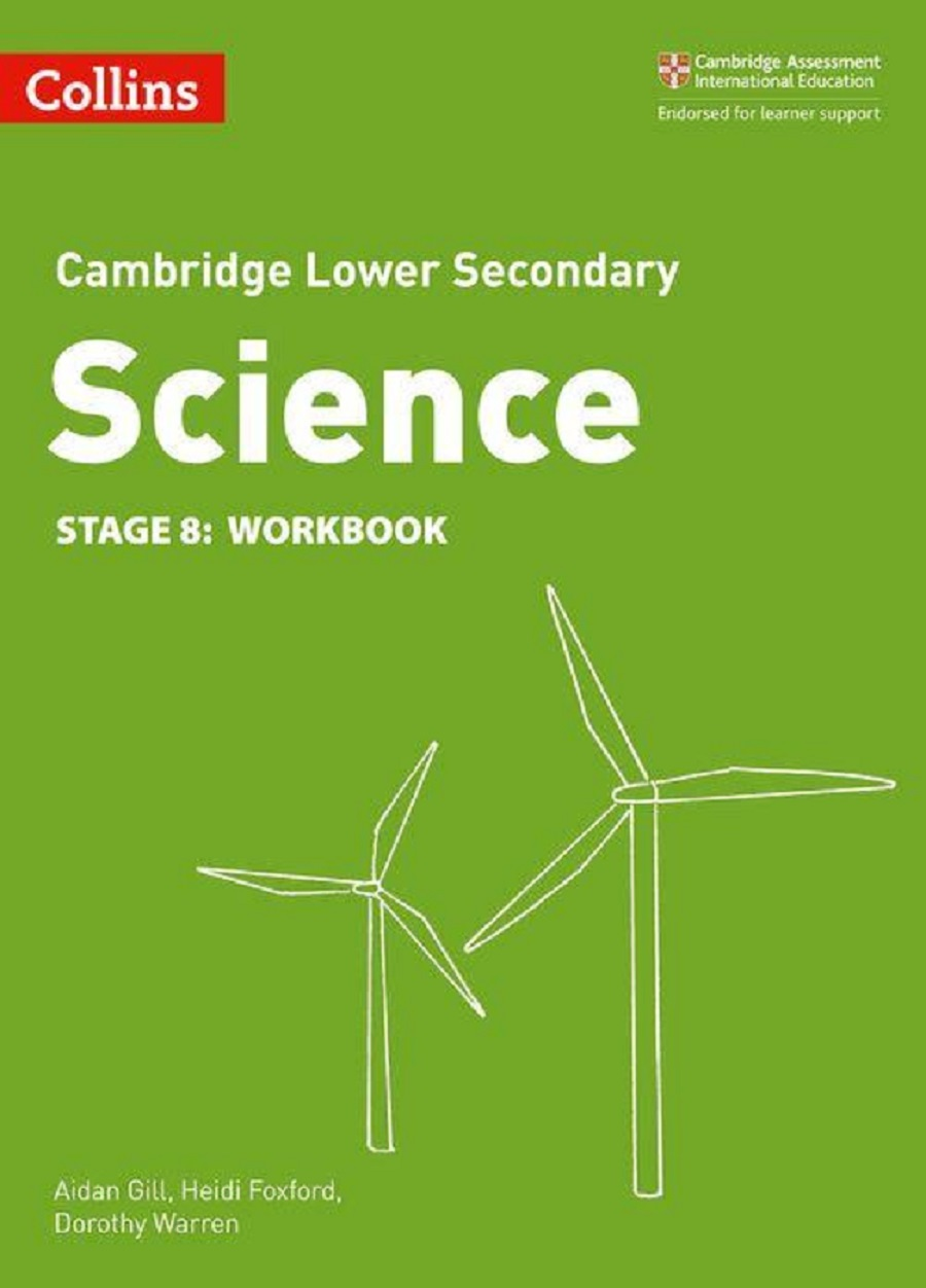 Collins Science Stage 8 Work Book Grade 7