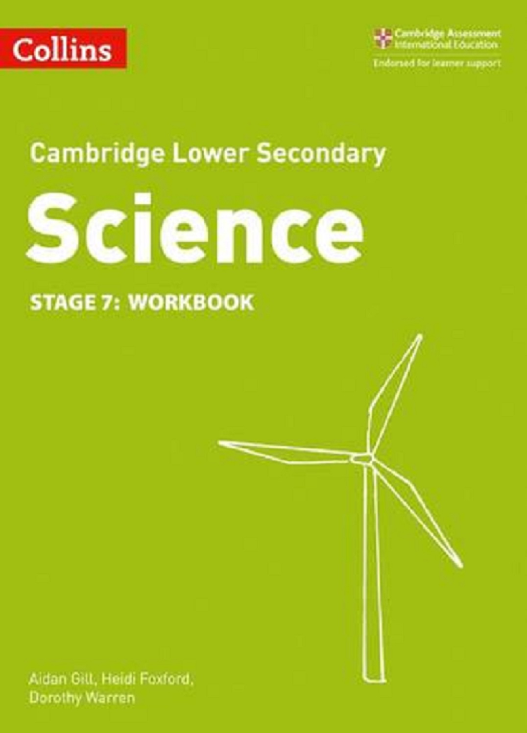 Collins Science Stage 7 Work Book Grade 6