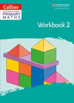 Collins Maths Stage 2 Work Book for Primary International