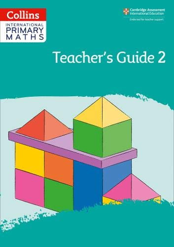 Collins Maths Stage 2 Teacher's Guide Grade 1 for Primary International