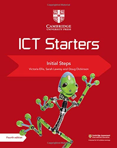 Cambridge ICT Starters Initial Steps Course Book