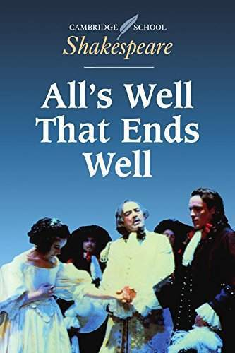 All's Well that Ends Well S(Cambridge School Shakespeare)