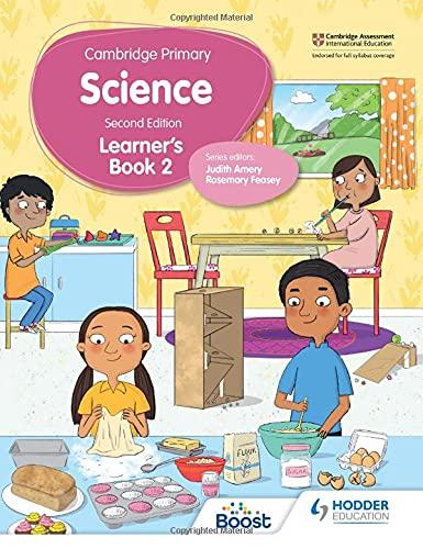 Cambridge Primary Science Learner's Book 2 Second Edition