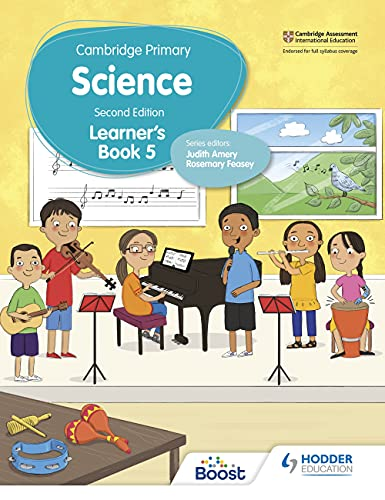 Cambridge Primary Science Learner's Book 5 Second Edition