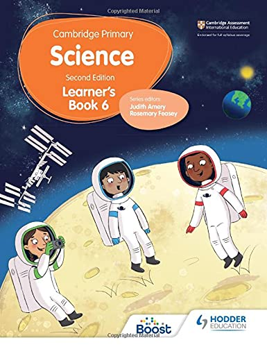 Cambridge Primary Science Learner's Book 6 Second Edition