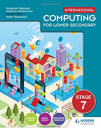 Computing for Lower Secondary Student's Book Stage 7